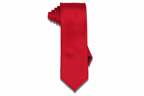 Aristocrat Red Tie