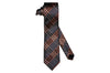 Barclay Grey Silk Tie