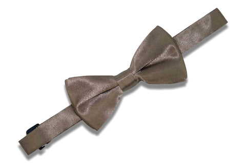 Beaver Brown Bow Tie (Boys)