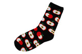 Black Apple Men's Socks