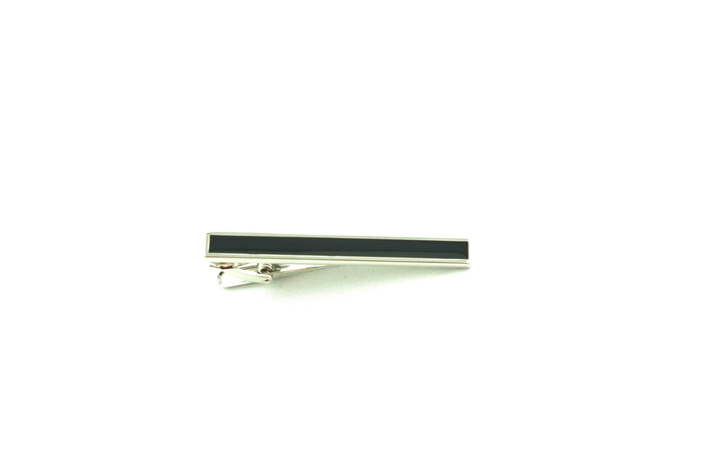 Black Center Tie Bar