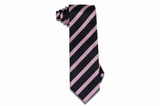 Black Cotton Candy Tie