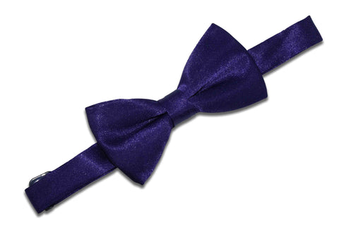 Purple Bow Tie (Boys)