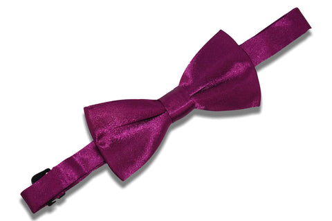 Boysenberry Bow Tie (Boys)