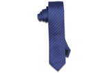 Brandon Coloured Silk Skinny Tie