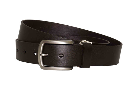 Brown Leather Belt (Size: 40)