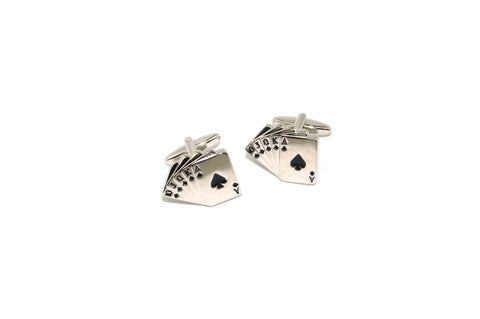 Card Deck Cufflinks