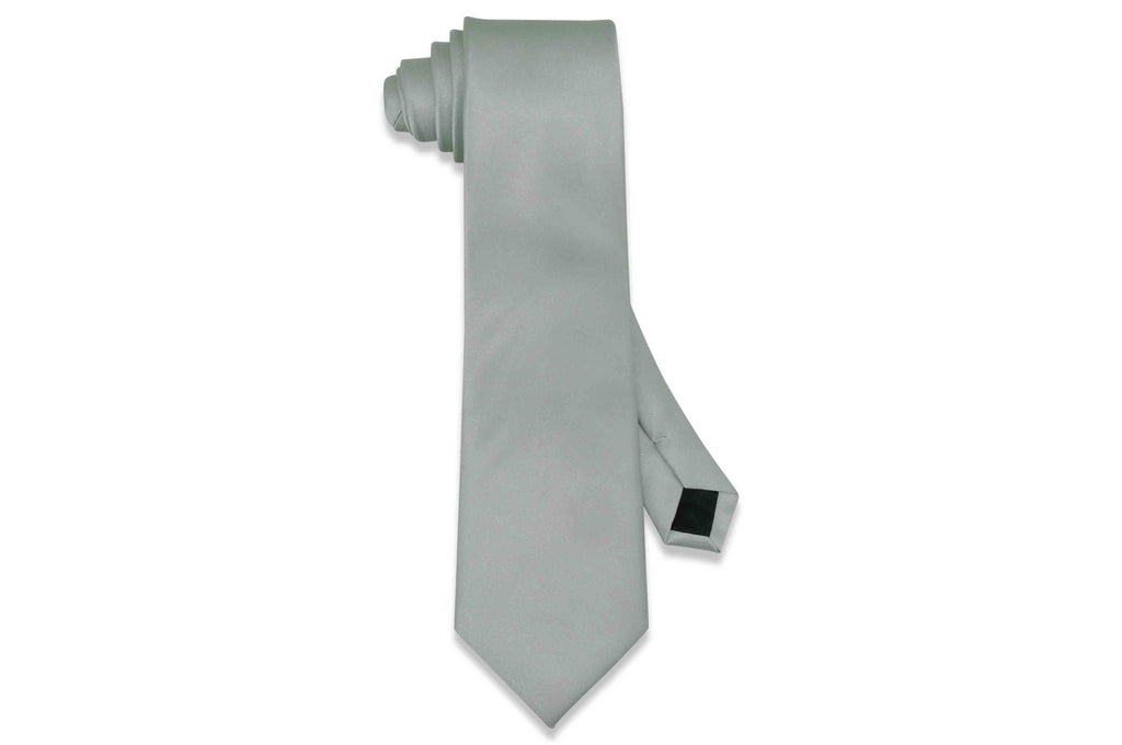 Cloud Grey Tie