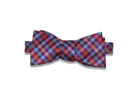 Color Daze Silk Bow Tie (Self-Tie)