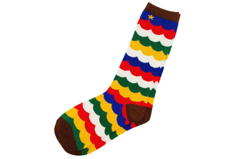 Colour Wave Men's Socks