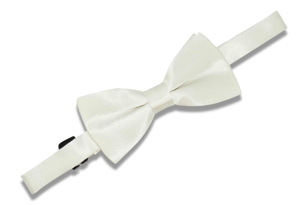 Cream Bow Tie (Boys)