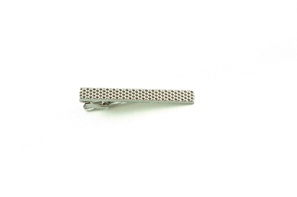 Diamond Indents Tie Bar