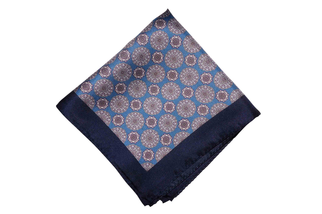 Dream Team Silk Pocket Square