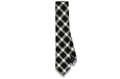 Ethan Cotton Skinny Tie