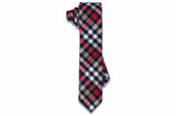Flash Stripes Cotton Skinny Tie