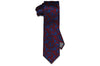 Glowing Paisley Silk Tie