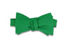 Green Bow Tie (Self-Tie)
