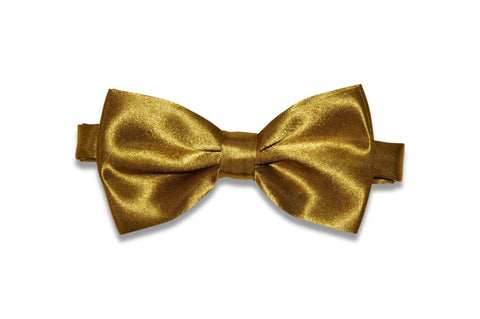Harvest Gold Bow Tie (pre-tied)