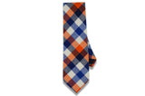 Howie Orange Cotton Tie