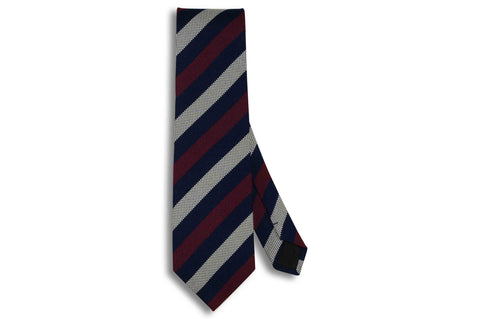 Ivy League Maroon Wool Tie