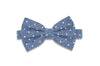 Jeans Dots Cotton Bow Tie (pre-tied)