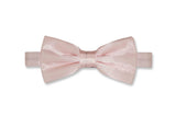 Light Blush Bow Tie