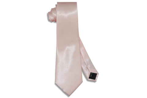 Light Blush Tie