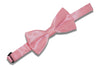 Light Pink Bow Tie (Boys)