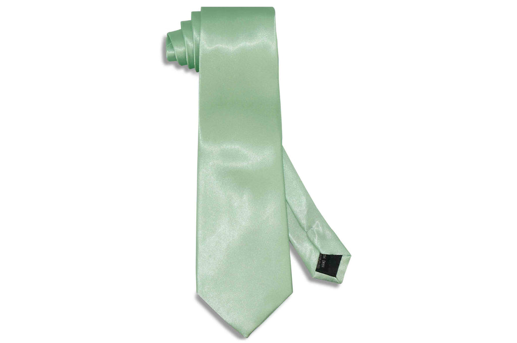 Light Pistachio Tie