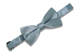 Light Slate Grey Bow Tie (Boys)