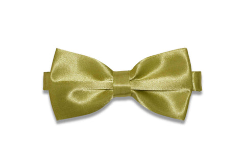 Maize Yellow Bow Tie (pre-tied)