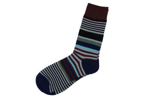 Mellow Stripes Men's Socks