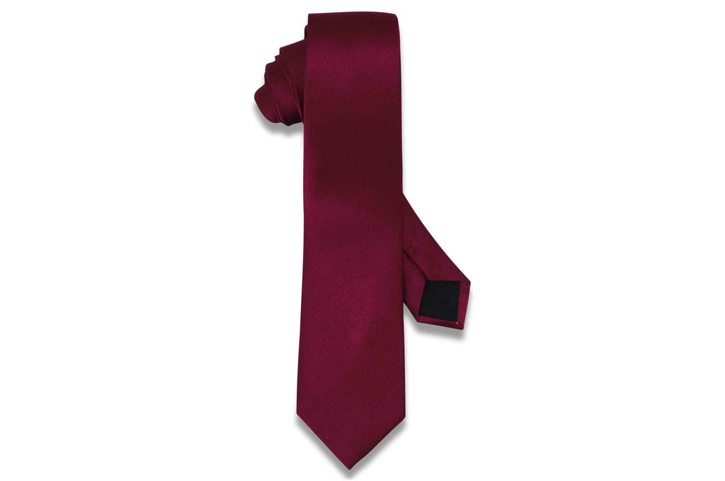 Mulberry Skinny Tie
