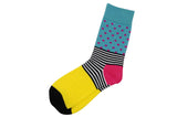 Multi Pattern Men's Socks