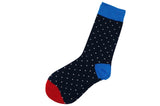 Navy Stars Men's Socks