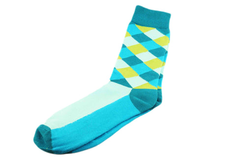 Ocean View Men's Socks