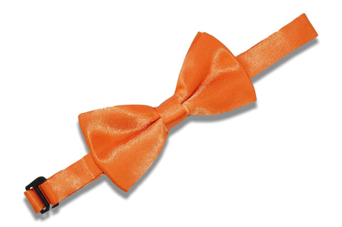 Orange Bow Tie (Boys)