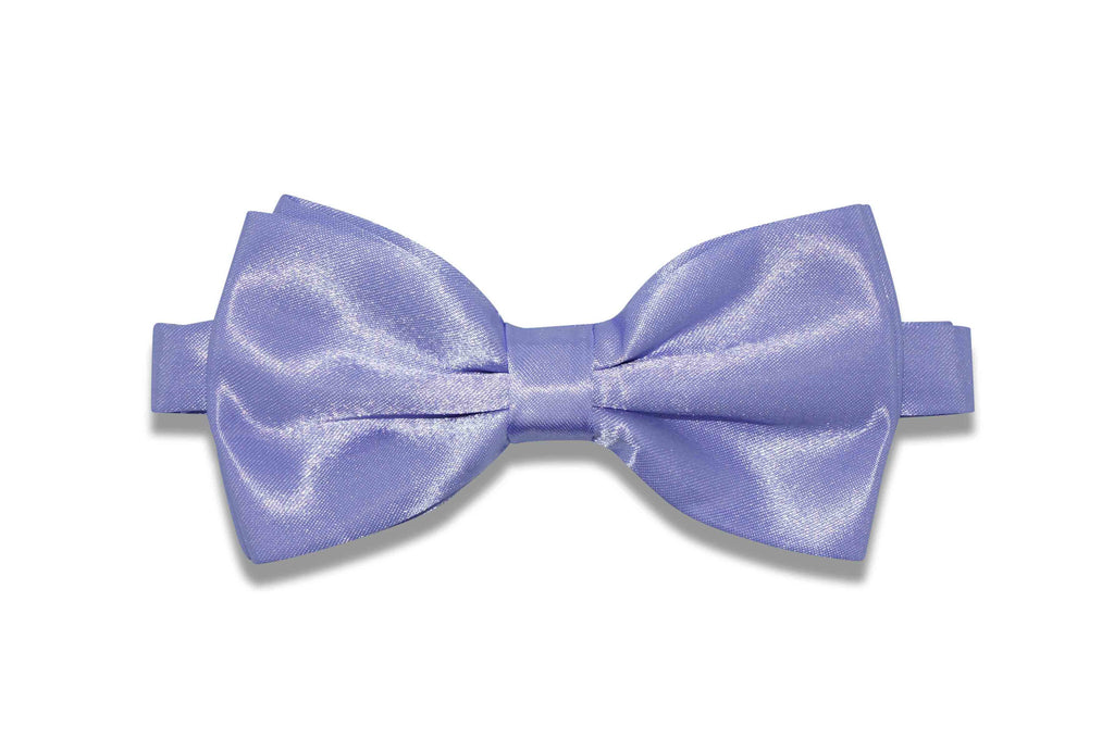 Periwinkle Bow Tie (pre-tied)