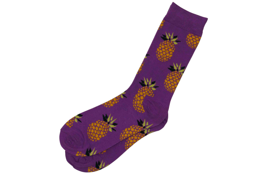 Pineapple Purple Men
