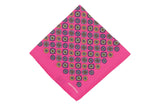 Pink Class Silk Pocket Square