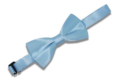 Powder Blue Bow Tie (Boys)