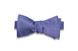 Purple Gum Silk Bow Tie (self-tie)