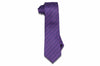 Purple Gum Silk Tie