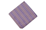 Purple Walls Silk Pocket Square