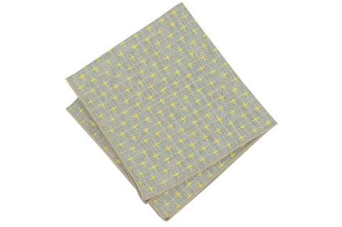 Shining Stars Cotton Pocket Squares