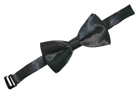 Slate Grey Bow Tie (Boys)