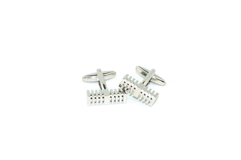Spaced Blocks Cufflinks