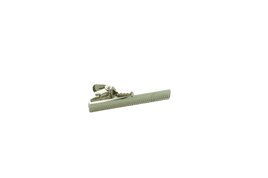 Split Side Skinny Tie Bar