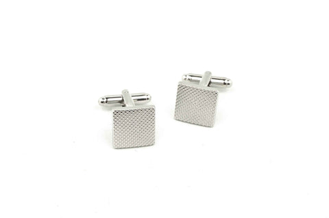 Square Rain Drops Cufflinks