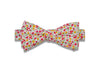 Sun Flowers Cotton Bow Tie (self-tie)